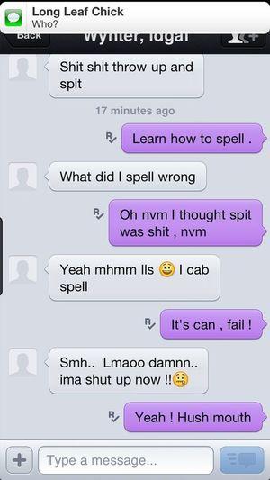 Being Dumb