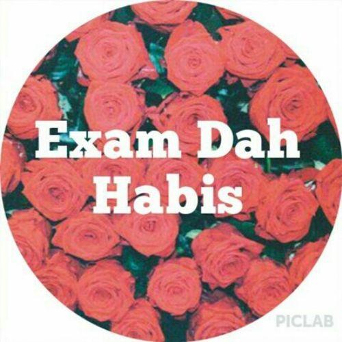 ExamDahHabis