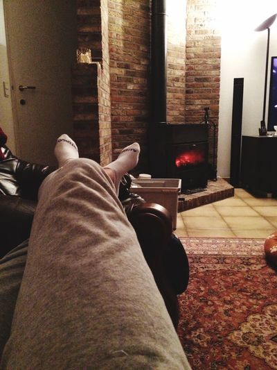 First Eyeem Photo Fire Cosy Chillin