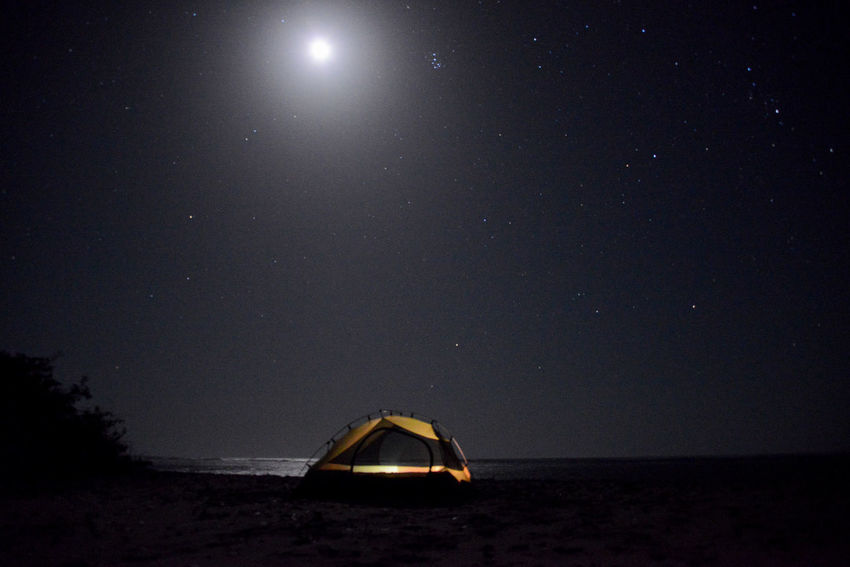Camping on the beach in Niafrang Senegal Camping Niafarang Niafourang Niafrang West Africa Africa Astronomy Beach Beauty In Nature Casamance Galaxy Illuminated Moon Nature Night No People Outdoors Scenics Senegal Star - Space Star Field Starry Tent Tranquility