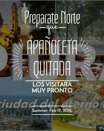 Preparate norte que APañoletaQuitada va a pisar tus tierras :D ElNortePone