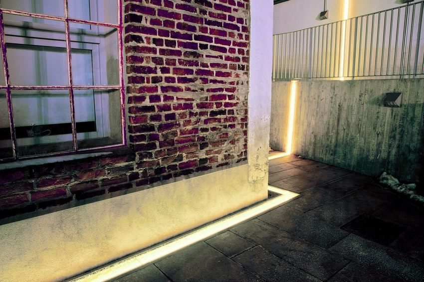 Architecture Art Bjergsted Brick Building Built Structure Light Light Art Norge Norway Stavanger Art Is Everywhere