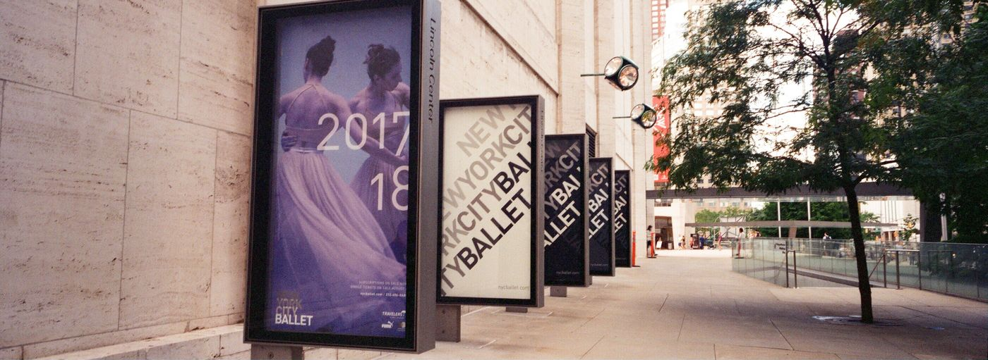 Building Exterior Hasselblad XPan New York Ballet Koduckgirl Outdoors Marble