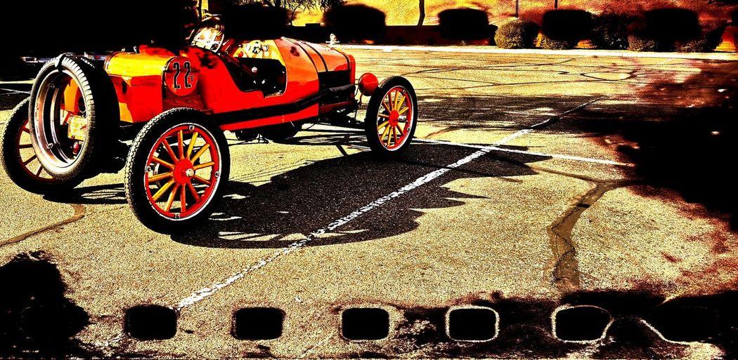 Old Toys Car