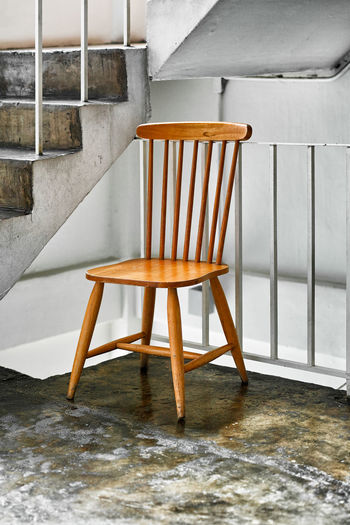 Wooden Chair in