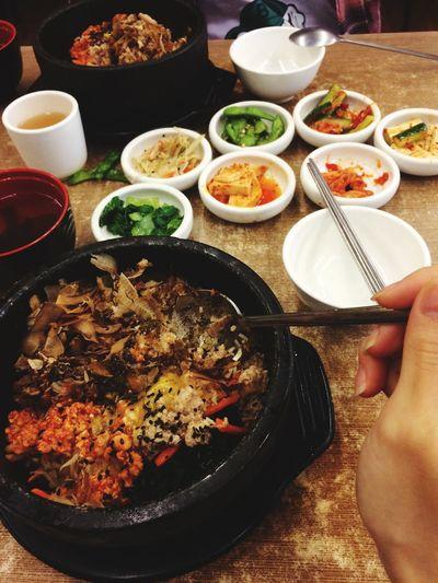 Korean Food 😍😍😍