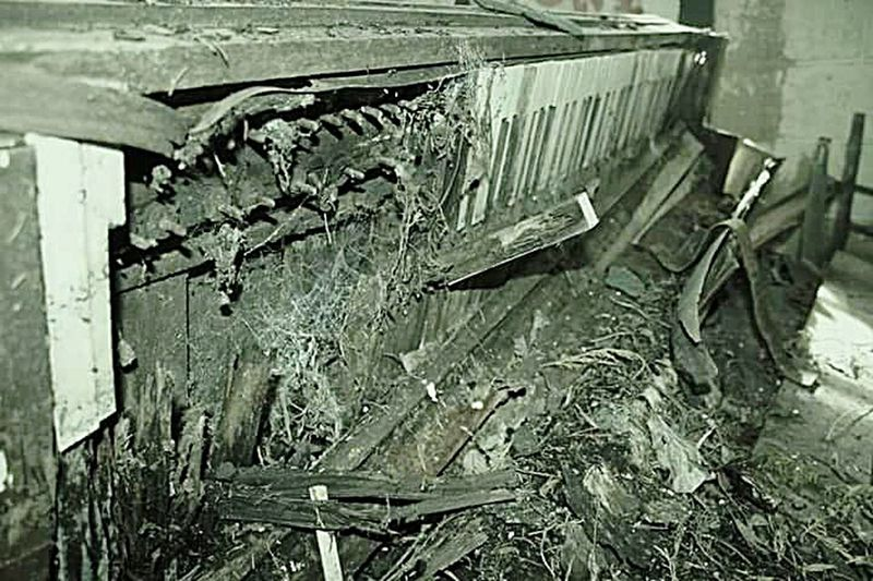 Piano Keys Piano Forgotten Place Forgotten Memories Forgotten Things Sound Sound Of Silence Distroyed Forgotten Places  Forgotten Piano Moments