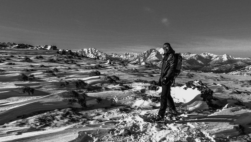 Tenda Blackandwhite Snow Snow ❄ Winter Neige Corsica Neige❄ Mountain Nebbiu Cold Temperature Cold Tenda Hiking Trail Trekking Corse Adults Only Sky