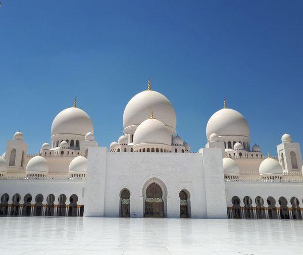 Abu Dhabi und