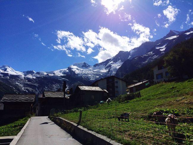 Your Ticket To Europe Saasfee Swiss Switzerland Skiing Allalin
