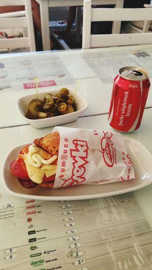 Kumru nefiss.. Kumru Food Coca Cola Alaçatı Turkey