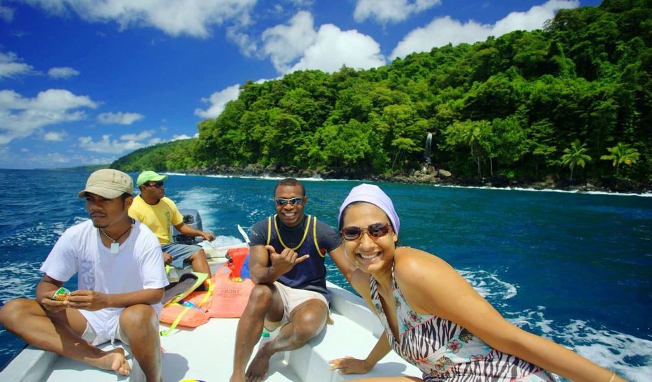 People Of The Oceans ListeningToTheEarth💙 Fiji Photos