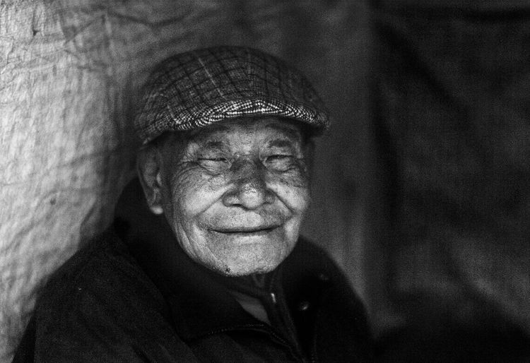 Real People One Person Looking At Camera Lifestyles Smiling Young Adult Adult People Close-up Sikkim