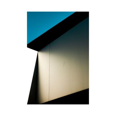 Geometric Shape Architecture City Abstract Fine Art Photography Contemporary Art Minimalism Photography Colors Simplicity Clear Sky Dark Light And Shadow Natural Light Design Graphic