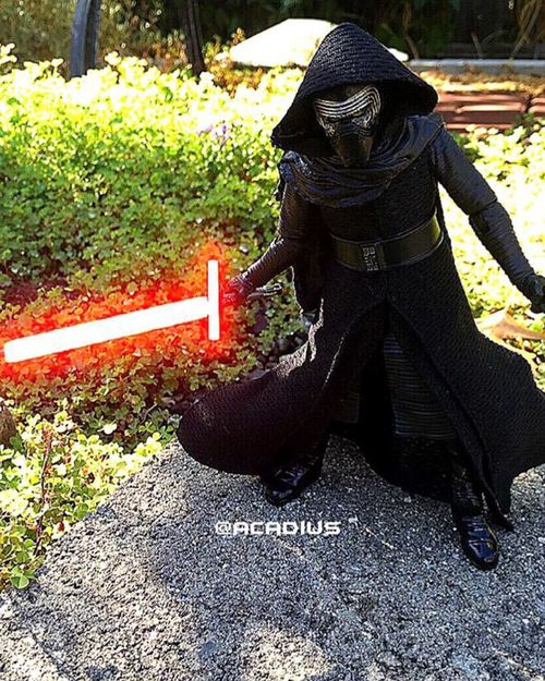 Star Wars Geek Kylo Ren Toy Geek Toy Artistry