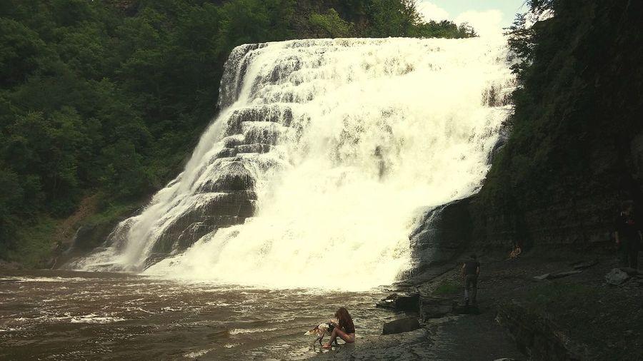 Falls Waterfall