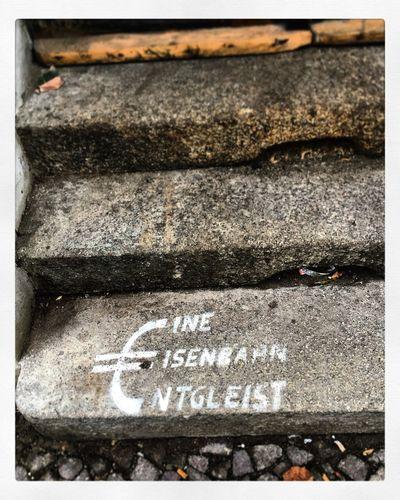 Eisenbahnstrasse Leipzig street words anti-K euro stephan1fo iameurope 2015