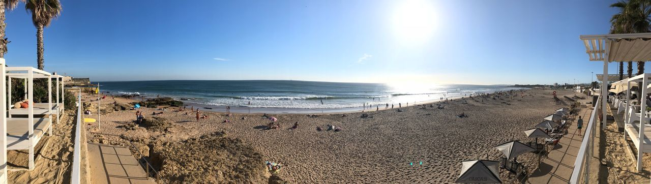 Beach bar Land