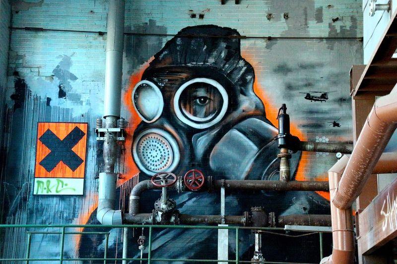 Fleischfabrik Berlin Streetart EyeEm Best Shots Graffiti