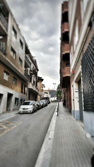Light Shadow Photo Spring Snikttt Street Streetphotography Streetphoto_color Tibidabo Barcelona Vallcarca