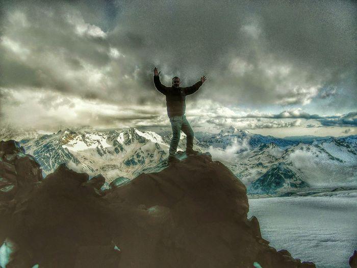 The Adventure Handbook Caucasus Mountains From Mt. Elbrus Mt. Elbrus Russia