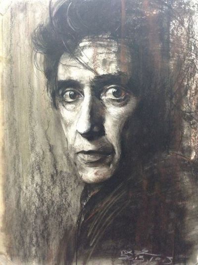 One of my old works. I'm ready to join you guys? Al Pacino Drawing Art