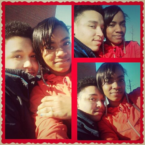 Me And Shawn ,, I Love Him :)) ,, <3 11.09.12