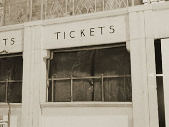 Original ticket window at Buffalo Central Terminal. Buffalo Central Terminal Historical Building Old Buildings Not Forgotten Tickets Rail Transportation