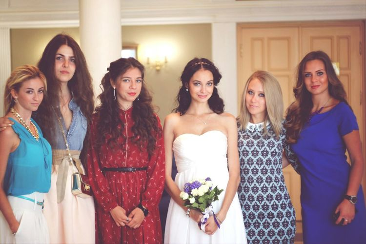 Best Friends ❤ Happy Day Wedding Photography