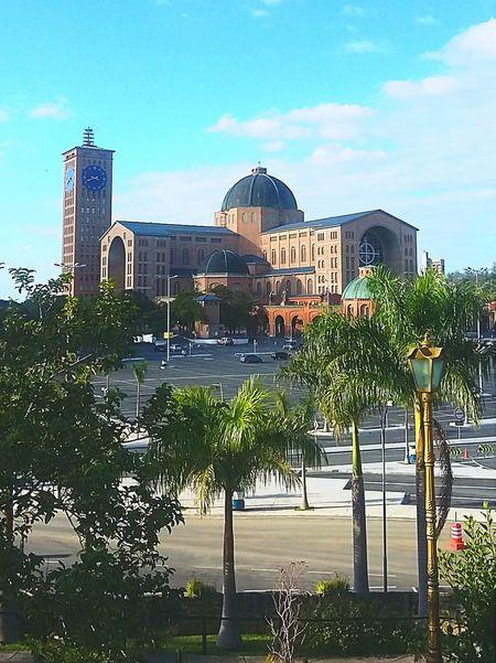 Basilica Basilic Basilica De Aparecida Brasil
