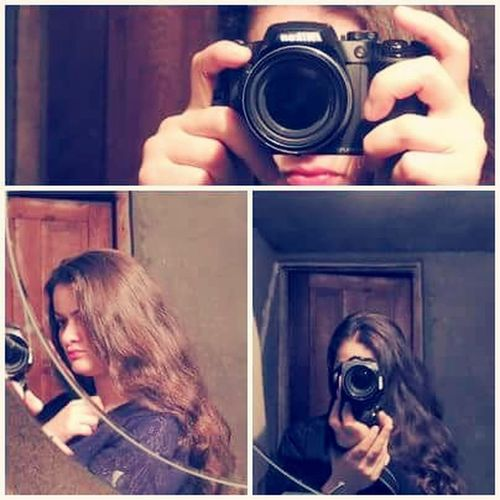 My first selfies with my camera who serves me well after so many years 😃😃😃 Nikon Coolpix P510 That's Me✌️ Selfie ✌