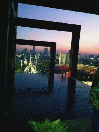 Pool 7thfloor Bangkok