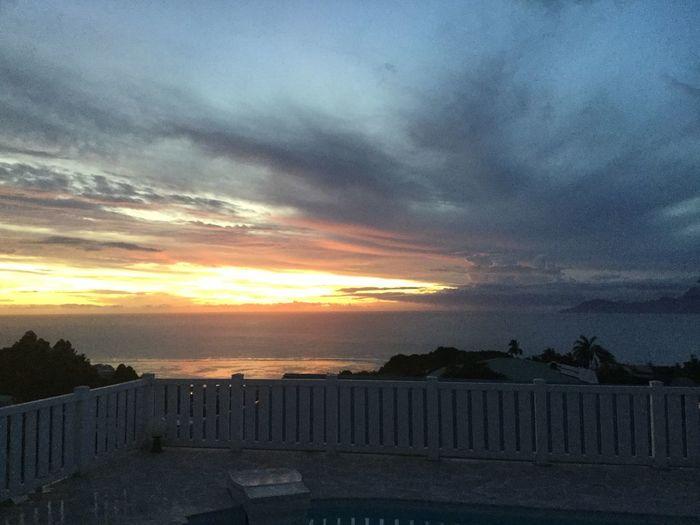 Couché du soleil, tahiti Tahiti Sunset First Eyeem Photo