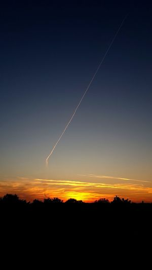 Chemtrail at