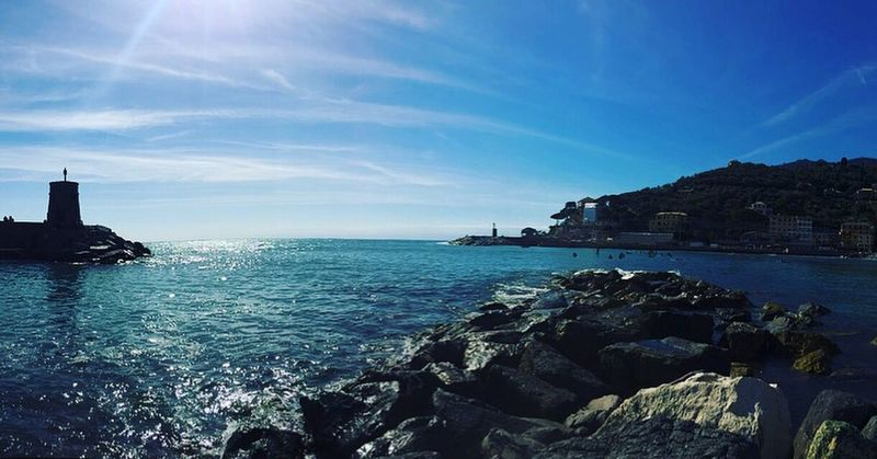 Sky Nothingmore Waves Recco EyeEm Nature Lover Surfing Perfection Blue Sky Sea Ig_italy