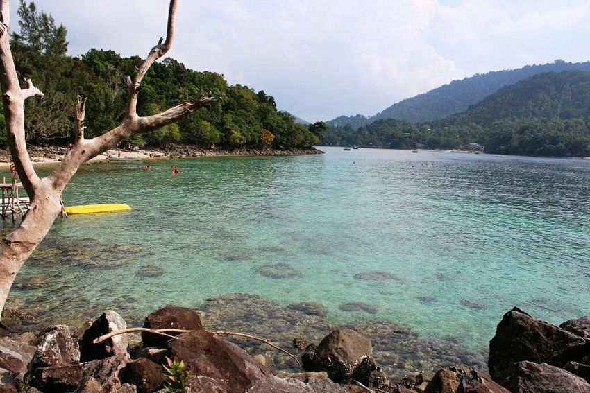 Photography Street Photography Beach Photography Life Is A Beach Travelensa Crystal Clear Waters Snorkeling Rubiah Island INDONESIA
