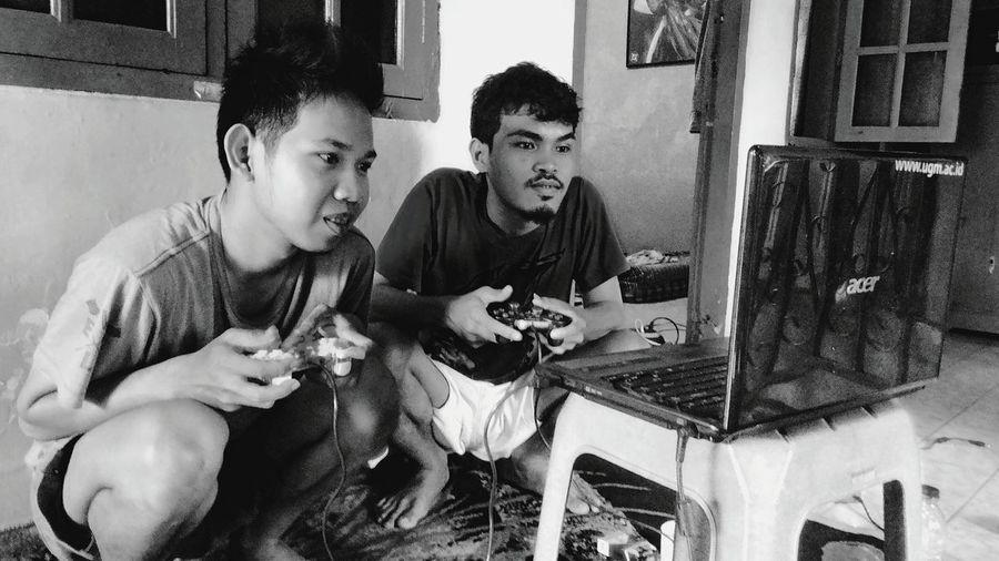 3.Play hard
