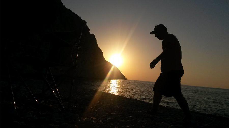 The Journey Is The Destination Newday Newstart Seaandmountains Hello World Relaxing BarbarosBeach Inturkey Amazing Nature