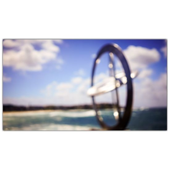 Unfocus on the Celestial Rings, by Inge King, Sculpture by the Sea 2016. Outdoors Art Show Beach Sculpture Sculptures By The Sea Bondi Beach Art Festival Visitnsw Visitaustralia Sony A7 Sunny Day