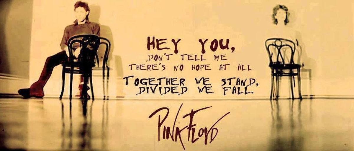 Music Quotes Pinkfloyd Life Quotes Hey You Enjoying Life Living Living Life Together Citazioni
