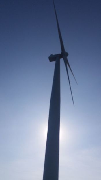 😍The Week On EyeEm Wind Power Windmill Sky