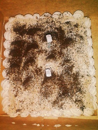 Birthday Cake Happy Birthday! My Cake For My Boyfriend Happiness