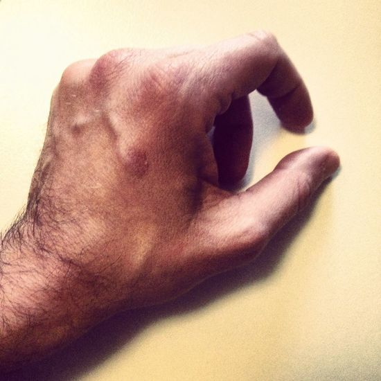 Body Human About Me Hand