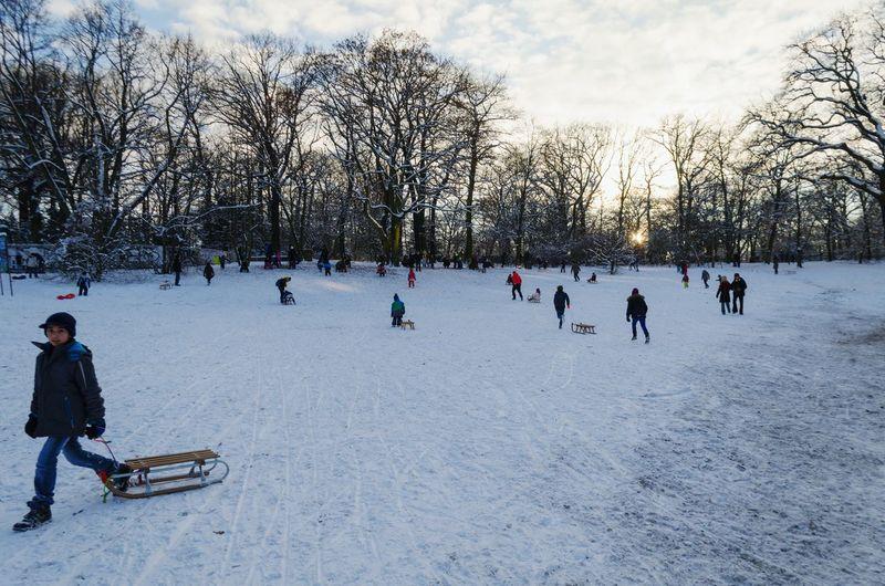 Kids. Winter Open Edit Streetphotography Sunset Deepfreeze Fresh 3