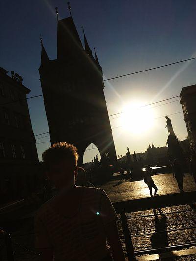 Your Ticket To Europe golden Prague