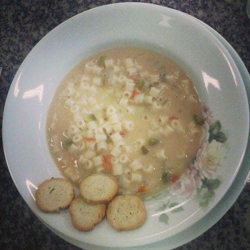 Sopinha .. Food Sopa Instacomida Instacute