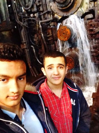 مصنع الحديد مصراته