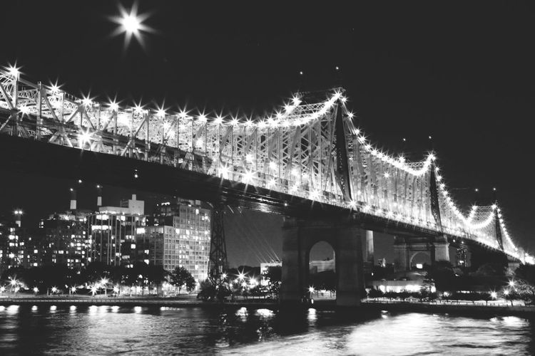 Queensboro Bridge Manhattan, NYC Photography NYC Manhattan Queensboro Bridge Night Photography