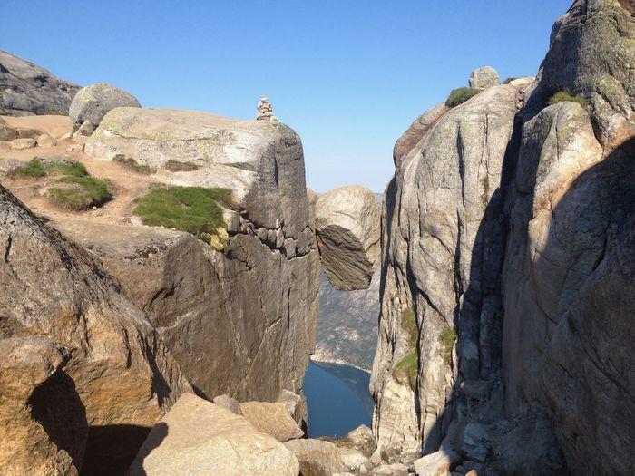 Lysebotn Rocks