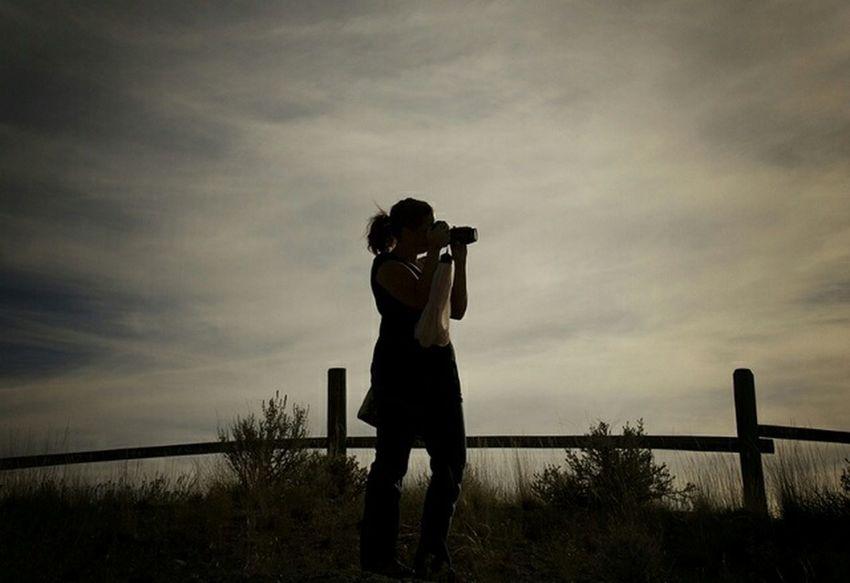 Little old me Daybugphotos.com Selfportrait Silhouette